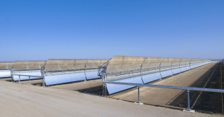 FLABEG FE completes delivery of solar mirrors for the Noor I CSP Project